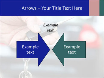 Auto Key PowerPoint Template - Slide 90
