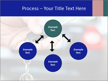 Auto Key PowerPoint Template - Slide 91