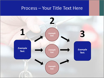 Auto Key PowerPoint Template - Slide 92