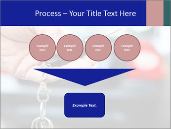 Auto Key PowerPoint Template - Slide 93