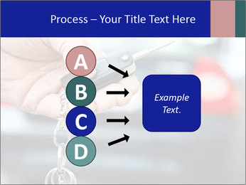 Auto Key PowerPoint Template - Slide 94