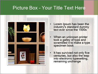 Wooden Furniture PowerPoint Template - Slide 13