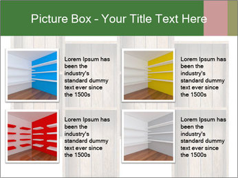 Wooden Furniture PowerPoint Template - Slide 14
