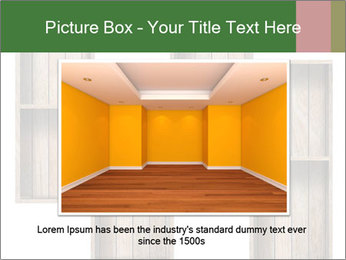 Wooden Furniture PowerPoint Template - Slide 15