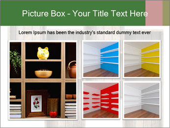 Wooden Furniture PowerPoint Template - Slide 19