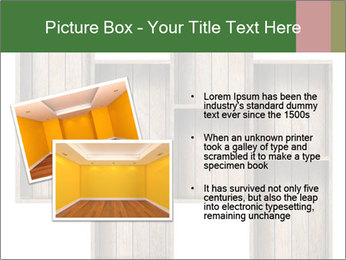Wooden Furniture PowerPoint Template - Slide 20