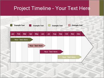 Concrete Bricks PowerPoint Template - Slide 25