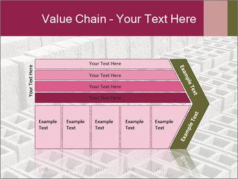 Concrete Bricks PowerPoint Template - Slide 27
