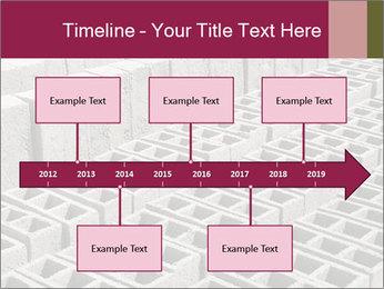 Concrete Bricks PowerPoint Template - Slide 28