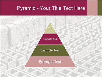 Concrete Bricks PowerPoint Template - Slide 30
