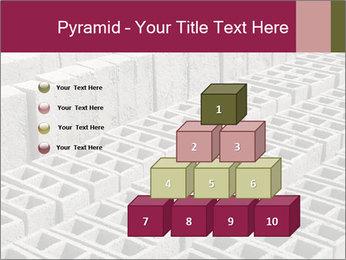 Concrete Bricks PowerPoint Template - Slide 31