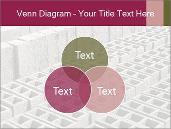 Concrete Bricks PowerPoint Template - Slide 33