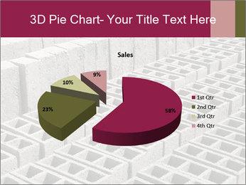 Concrete Bricks PowerPoint Template - Slide 35