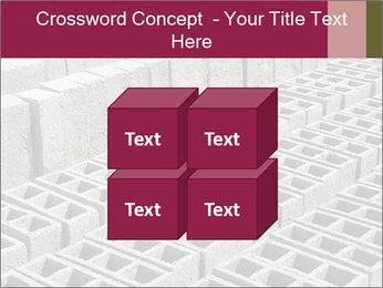 Concrete Bricks PowerPoint Template - Slide 39