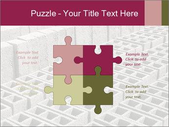 Concrete Bricks PowerPoint Template - Slide 43