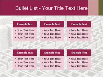 Concrete Bricks PowerPoint Template - Slide 56