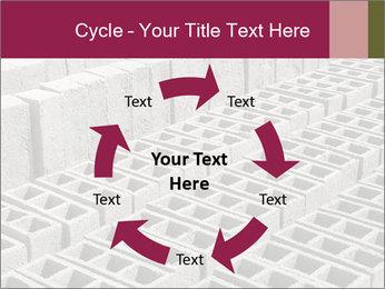 Concrete Bricks PowerPoint Template - Slide 62
