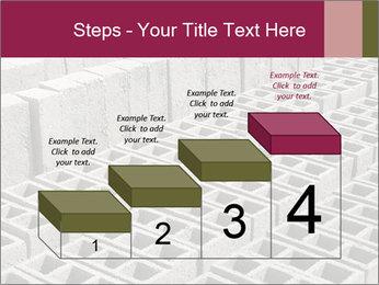 Concrete Bricks PowerPoint Template - Slide 64