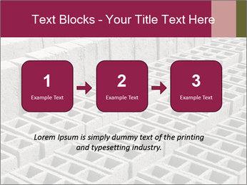 Concrete Bricks PowerPoint Template - Slide 71
