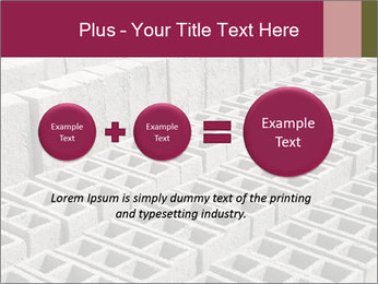 Concrete Bricks PowerPoint Template - Slide 75