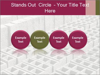Concrete Bricks PowerPoint Template - Slide 76