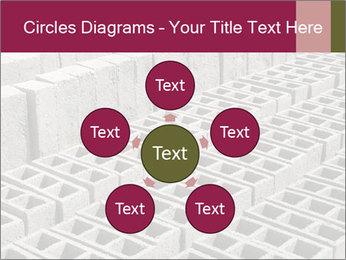Concrete Bricks PowerPoint Template - Slide 78