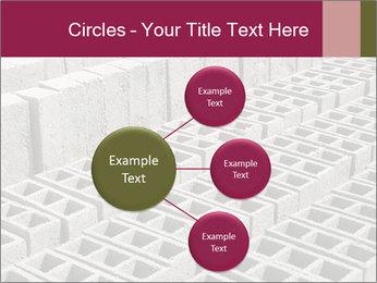 Concrete Bricks PowerPoint Template - Slide 79