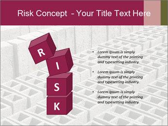 Concrete Bricks PowerPoint Template - Slide 81