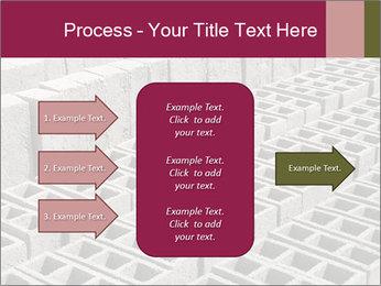 Concrete Bricks PowerPoint Template - Slide 85