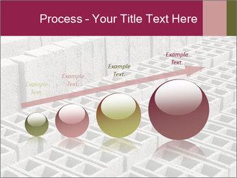 Concrete Bricks PowerPoint Template - Slide 87