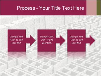Concrete Bricks PowerPoint Template - Slide 88