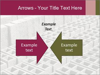 Concrete Bricks PowerPoint Template - Slide 90