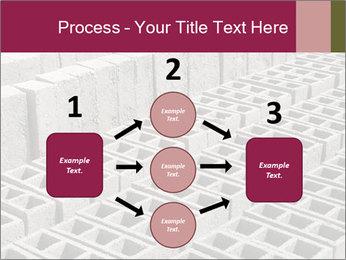 Concrete Bricks PowerPoint Template - Slide 92