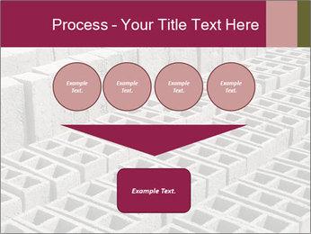 Concrete Bricks PowerPoint Template - Slide 93