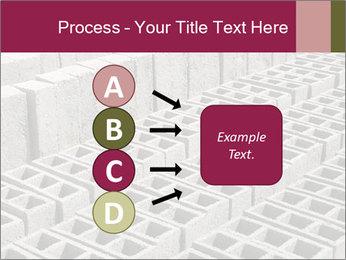 Concrete Bricks PowerPoint Template - Slide 94