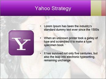 Professional Makeup Salon PowerPoint Template - Slide 11