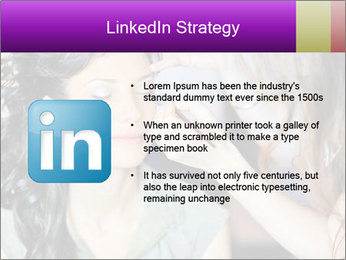 Professional Makeup Salon PowerPoint Template - Slide 12