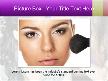 Professional Makeup Salon PowerPoint Template - Slide 15