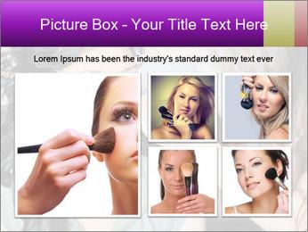 Professional Makeup Salon PowerPoint Templates - Slide 19