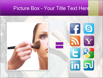 Professional Makeup Salon PowerPoint Template - Slide 21