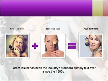 Professional Makeup Salon PowerPoint Templates - Slide 22