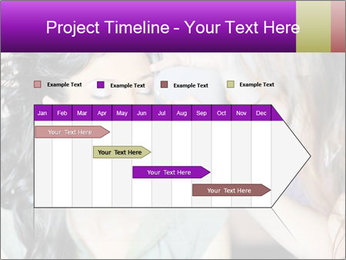 Professional Makeup Salon PowerPoint Templates - Slide 25