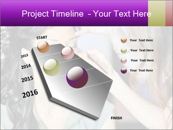 Professional Makeup Salon PowerPoint Templates - Slide 26