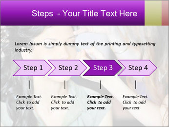 Professional Makeup Salon PowerPoint Template - Slide 4