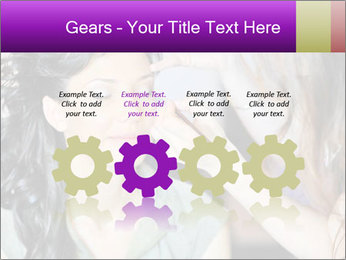 Professional Makeup Salon PowerPoint Template - Slide 48