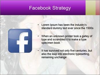 Professional Makeup Salon PowerPoint Template - Slide 6