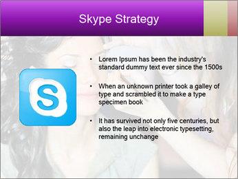 Professional Makeup Salon PowerPoint Template - Slide 8