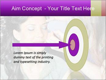 Professional Makeup Salon PowerPoint Templates - Slide 83
