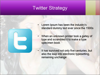 Professional Makeup Salon PowerPoint Template - Slide 9