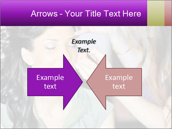 Professional Makeup Salon PowerPoint Template - Slide 90